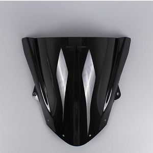Image 5 - กระจกหน้ารถ WindScreen Double Bubble สำหรับ Kawasaki ZX6R ZX 6R 2009 2016 ZX10R ZX 10R 2008 2010