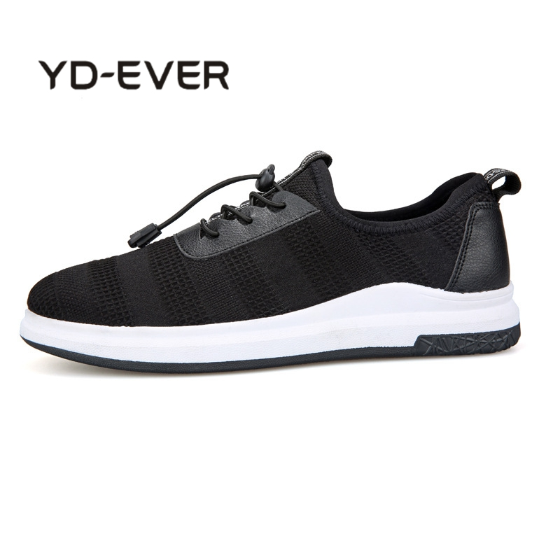 YD-EVER 2017 Four Seasons Youth Camouflage Canvas Shoes Men Casual Shoes High Quality Outdoor Light Breathable Flats Men
