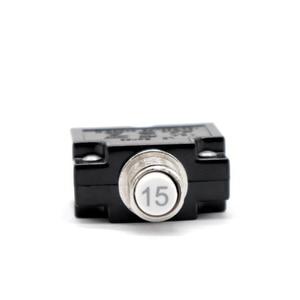 Image 5 - 1 Pcs Push Taste Reset Nur Schraube Terminals Rückstellbare Circuit Breaker Für Auto Marine Usw Überlast Schutz Circuit Breaker