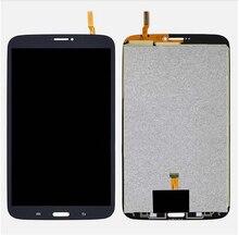 Nueva negro para Samsung Galaxy Tab 3 8.0 T311 3 G pantalla LCD pantalla del Panel de tacto digitalizador asamblea Glass reemplazo de la reparación