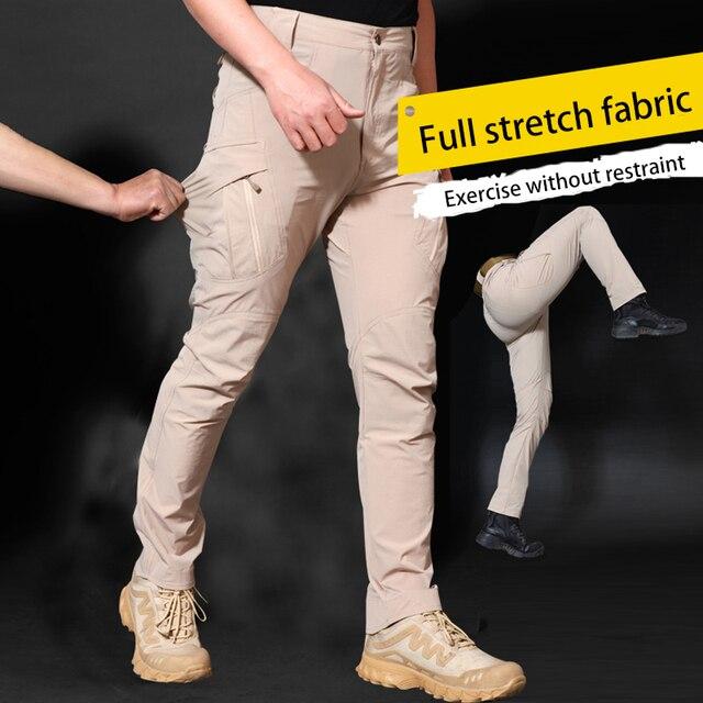Фото мужские тактические брюки swat летние водонепроницаемые быстросохнущие цена