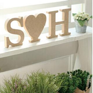 online shop new arrival top quality wooden letters for decorations mdf letters wooden letter on slae aliexpress mobile