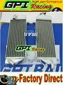 aluminum racing  Radiator  FOR YAMAHA WR400F WR 400F 98-2000 1998 1999 99 00 NEW