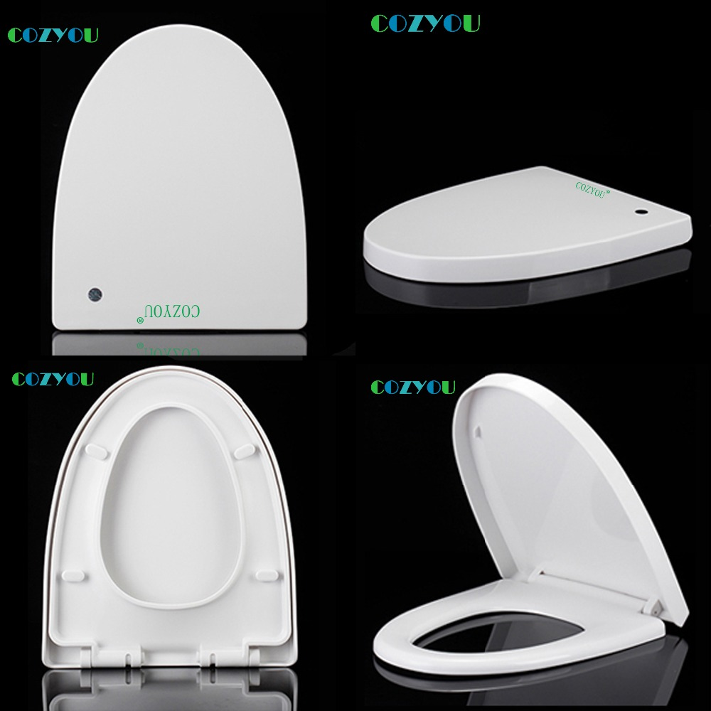 Excellent Us 71 62 Pp Toilet Seat Soft Close V Type Double Button Quick Release Easy Installation Length 435 To 485Mm Width 370 To 390Mm Gbp17257Sv In Toilet Pdpeps Interior Chair Design Pdpepsorg