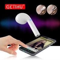 GETIHU Bluetooth Earphone Mini Wireless in ear Earpiece Cordless Hands free Headphone Stereo Auriculares Earbuds Headset Phone