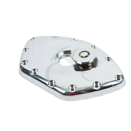 New Chrome Chain Timing Cover For Honda GL1800 GOLDWING GL 1800 2001 2002 2003 2004 2005 2006 2007 2008 2009 2010 11 12 13
