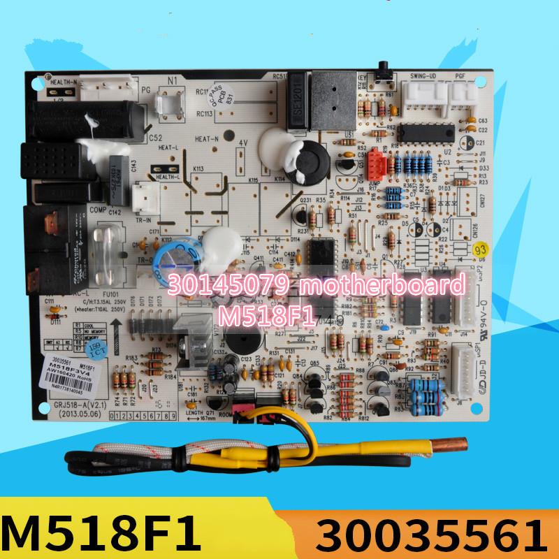 Original Gree air conditioner Parts 30145079 motherboard M518F1 for 30035561 300355611 300355612 300355614 300355616 300355617