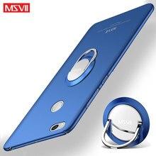 Xiaomi mi Max 2, 3, ремешок чехол MSVII матовый чехол для спортивной камеры Xiao mi Max 2 3 задняя крышка Xio mi макс 3 держатель матовый тонкий Xio mi Max2 Max3 чехол