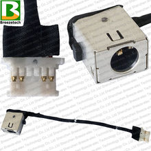 DC Power Jack conector de Cable de enchufe para Acer Aspire GATEWAY NE521 ES1-512 ES1-571 ES1-531 N15W4 450.03703.0001 450.03703.2001(China)
