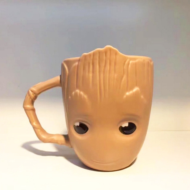 Creative Mug Action Figures Cute Model Best Gifts For Kids