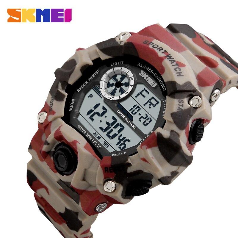 SKMEI Νέο G Style Ψηφιακό ρολόι Άνδρες - Ανδρικά ρολόγια - Φωτογραφία 3