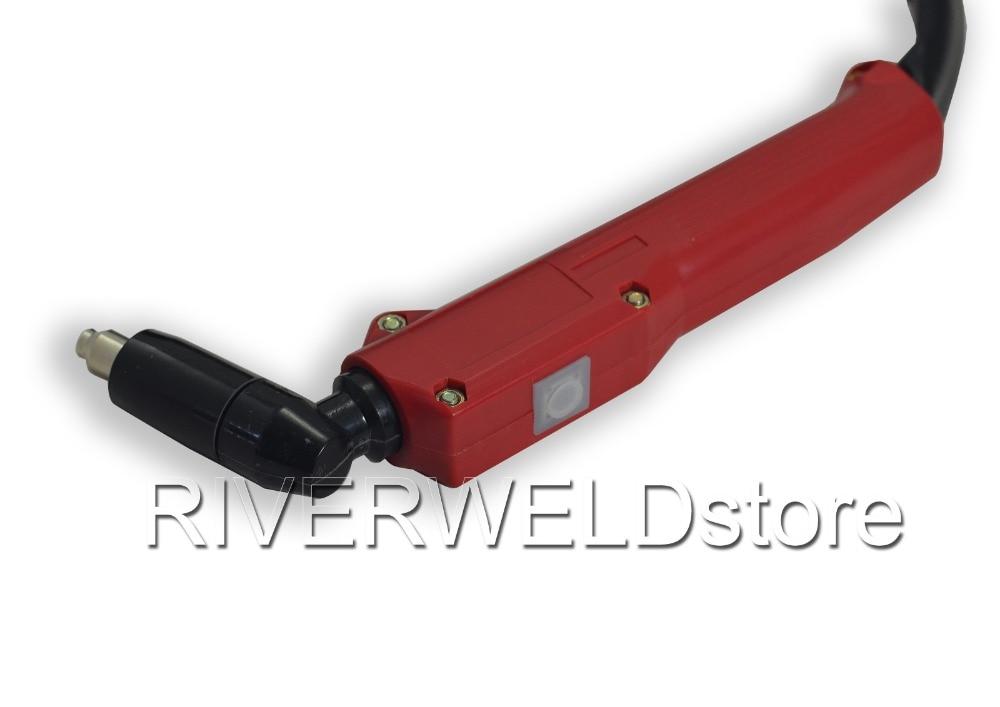 SG-51 плазменный резак для резки воздуха плазменный резак в комплекте 50/60Amp 25 футов и 7,6 метров