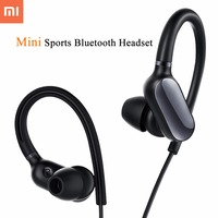 In Stock Original Xiaomi Mi Sports Bluetooth Headset Wireless Earphone Mini Bluetooth Headphone 4 1 IPX4