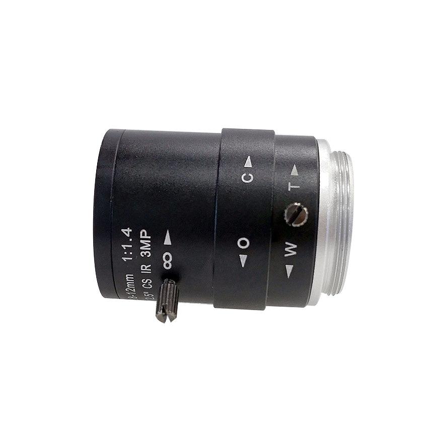 2.8-12mm CCTV Camera Lens CS manual Iris Vari-Focal