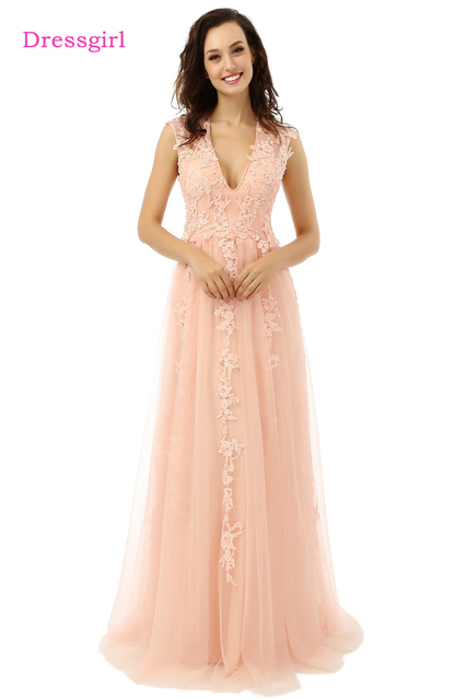 Aline with Cap Sleeves Floor Length Dresses
