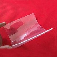 Dental Lab splint termoformado materiales para la formación del vacío suave 1.0 1.5 2 3mm, 20 unids/pack