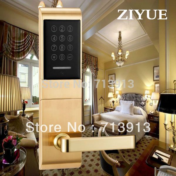 Digital Touch Screen Keypad Door Lock Password Electronic Locks for Office Apartment Home Door ET928pw my apartment
