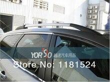 High quality aluminum Decorative Roof Rack Side Rails Bars for Mazda CX-7 CX7 2007- 2012