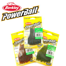 Berkley Powerbait Micro Crawler MPMC4 Japanese Worm 10cm Soft Bait Artificial Fishing Lure 12p/bag for bass Trout Sale in 1 Bag