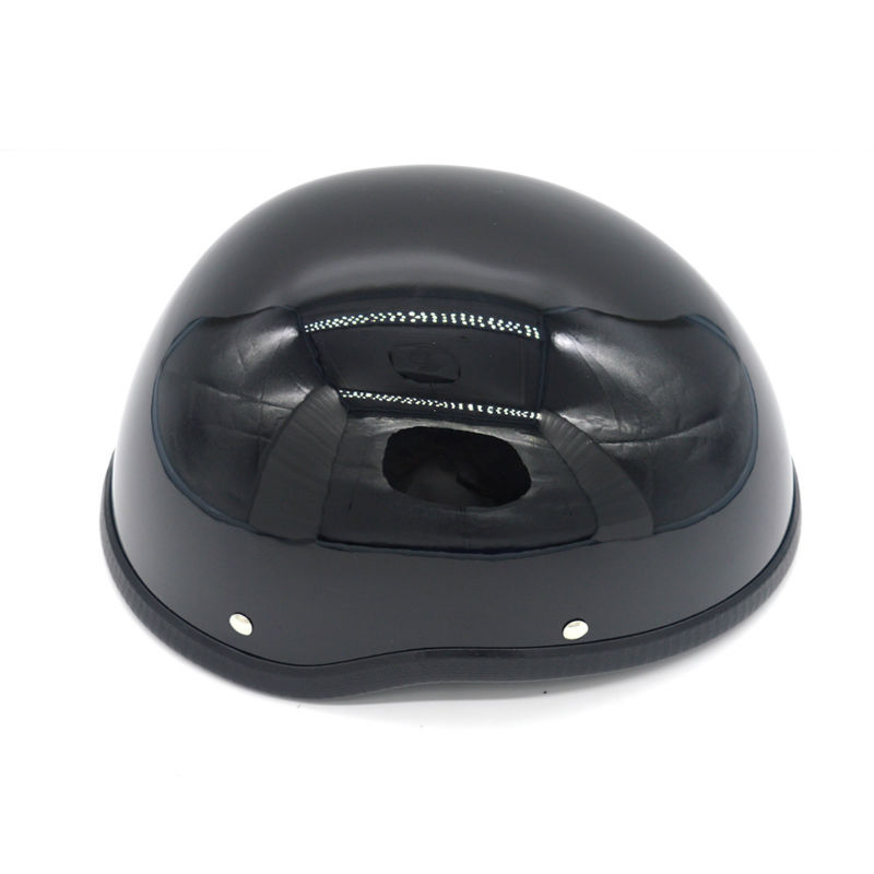 Evomosa FRP Motorcycle helmet vintage Cruiser half helmets casco moto capacete Wholesale price