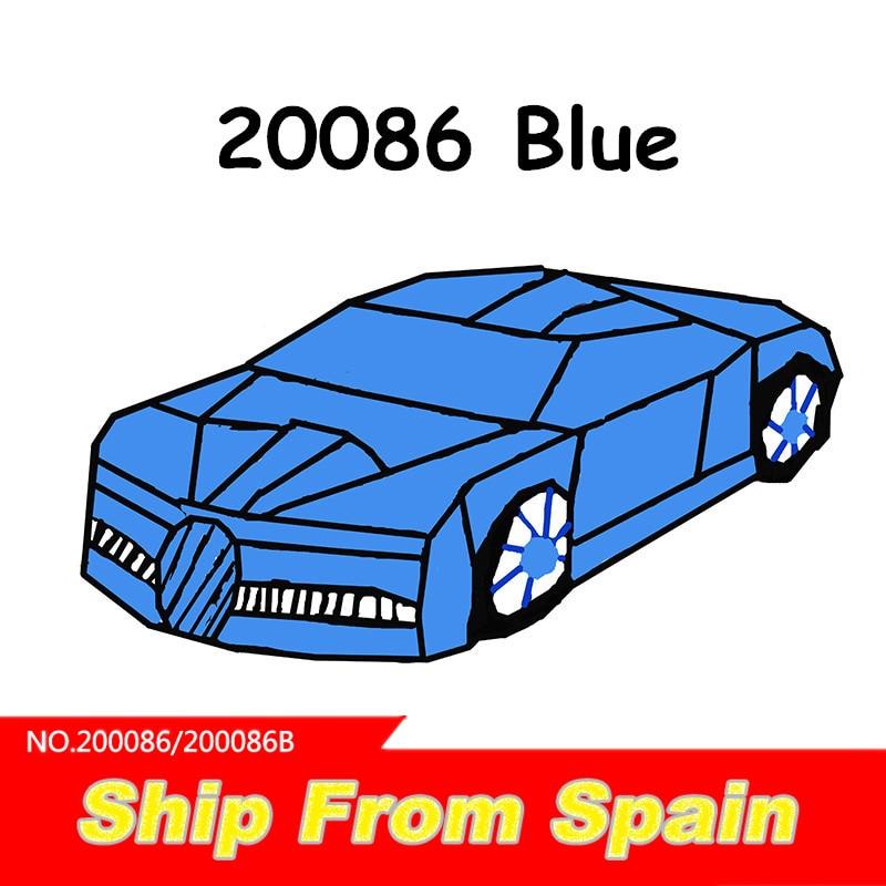 20086 20086B 20086C Technic Race Car building blocks Compatible 42083 42056 power functions creator expert Super