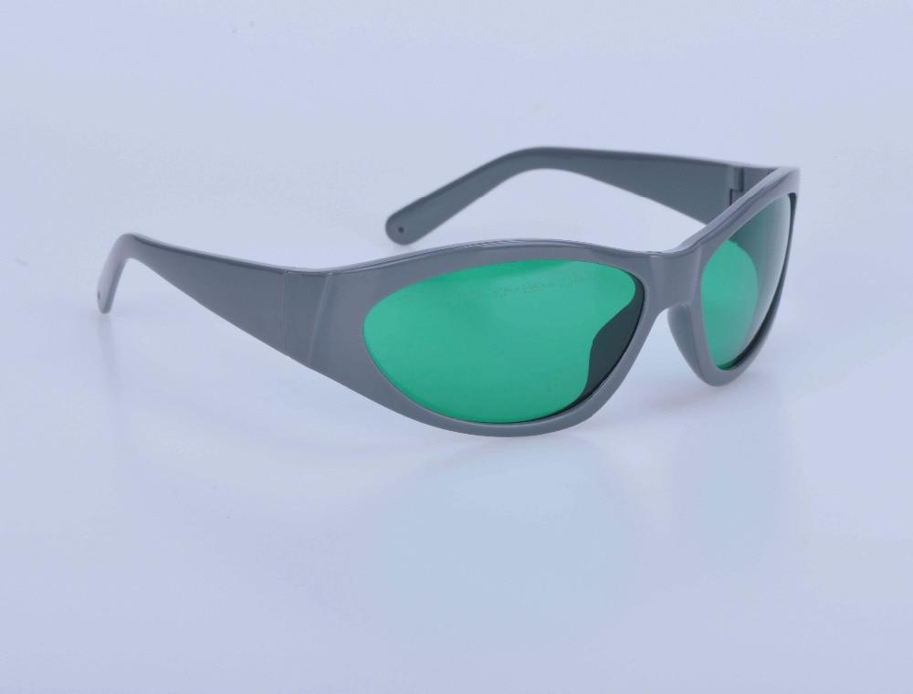 635nm, 808nm, 980nm Laser óculos de protecção usado em vermelho e Laser de  diodo Laser proteção óculos de segurança Ce certificado 811b04d475