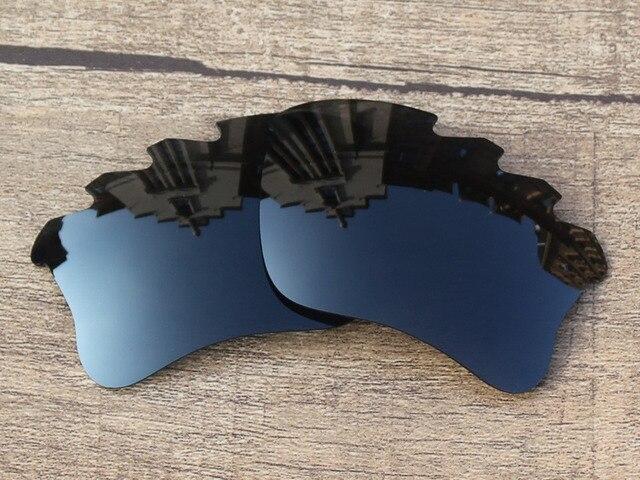 Черный Поляризованных на Замену Линзы Для Бронежилет Xlj Вентилируемый Солнцезащитные Очки Рама 100% UVA и UVB Защиты