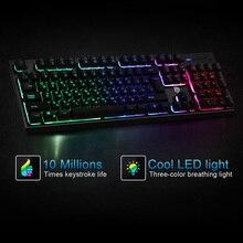 104 keys Gaming Keyboard