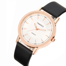2018 럭셔리 새로운 패션 시계 남자 캐주얼 간단한 석영 아날로그 골드 다이얼 시계 Ceasuri reloj hombre 드롭 배송
