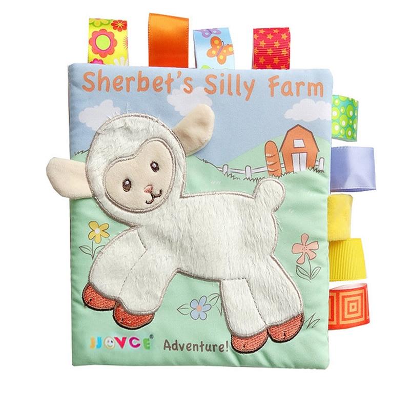 Lodra të stilit të kafshëve majmun / buf / qen foshnje të - Lodra për bebe - Foto 3