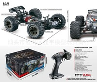9136 car four wheel drive off road vehicle remote control RC high speed toy car