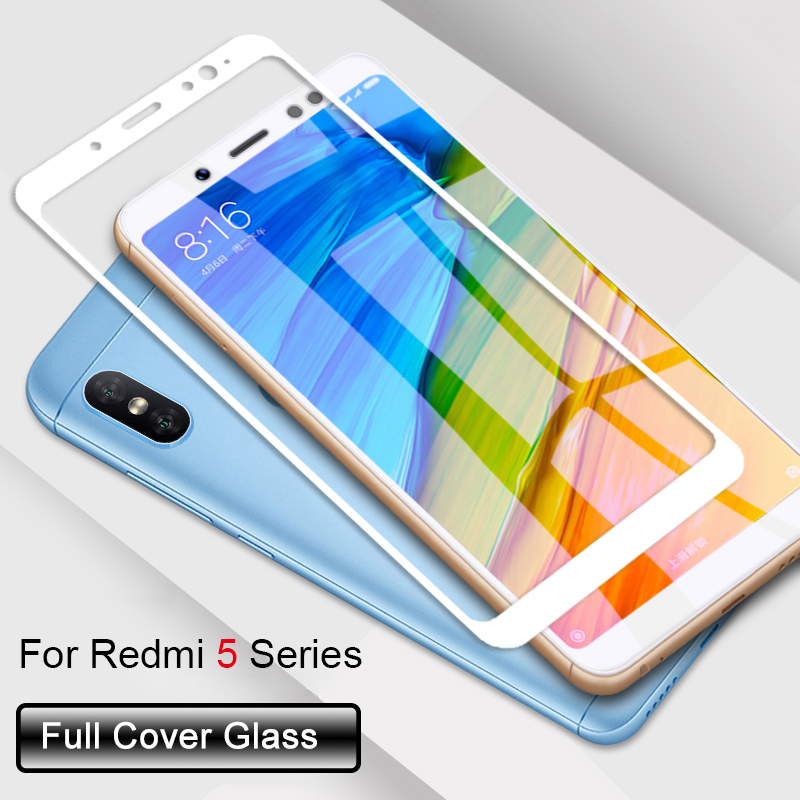 Full cover for xiaomi redmi 5 5a 5 plus note 5 tempered glass on xiaomiredmi xiaomei ksiomi note 5 protective glass screen filmsFull cover for xiaomi redmi 5 5a 5 plus note 5 tempered glass on xiaomiredmi xiaomei ksiomi note 5 protective glass screen films
