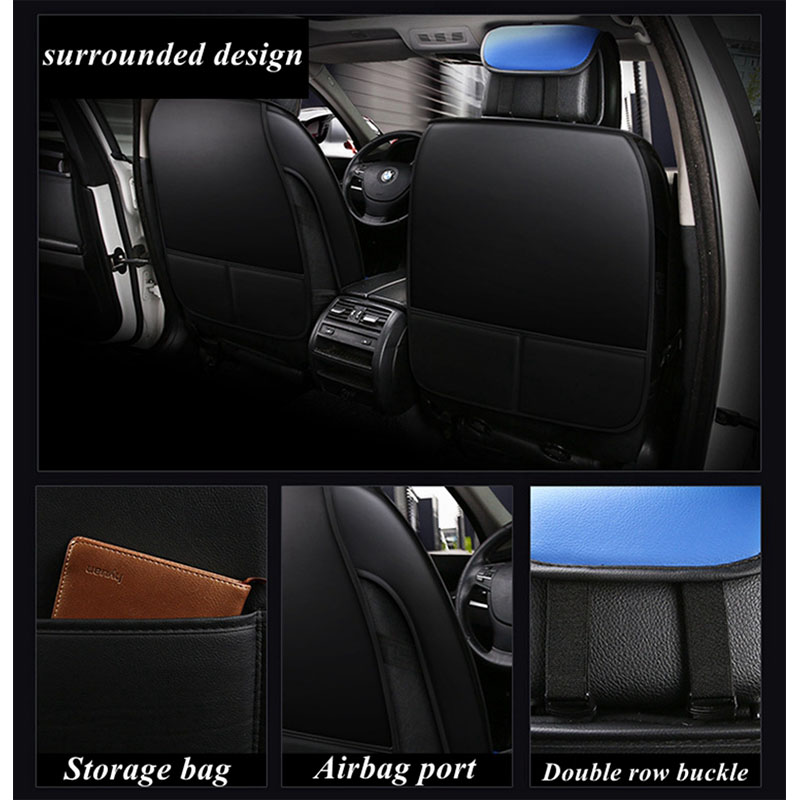Front+Rear Car Seat Cover for ACURA CDX ILX LEGEND MDX RDX RL RLX TL TLX TSX ZDX Alfa Romeo 159 Giulia Stelvio Car accessories-in Automobiles Seat Covers from Automobiles & Motorcycles    2