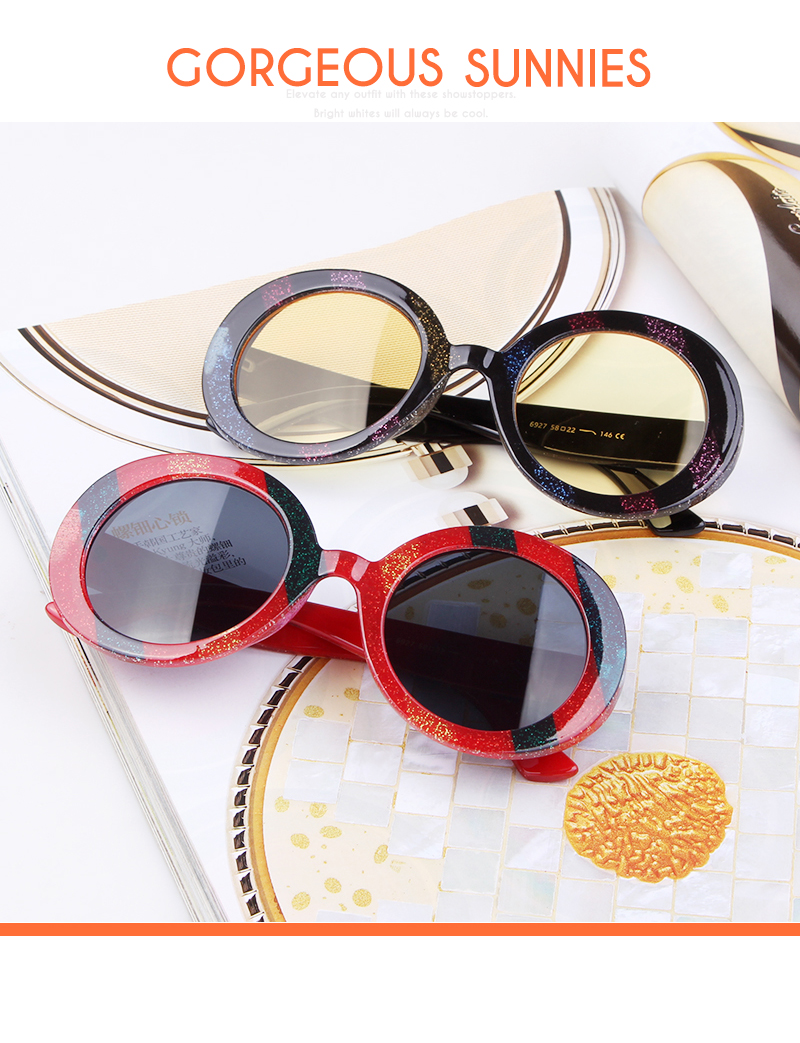 558d95d4ac281 Sunglasses Cheap Sunglasses SORVINO 2018 Retro Fashion Rainbow Round.We  offer the best wholesale price