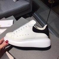 Дамские туфли на плоской подошве Повседневное кроссовки женские мокаcины на платформе обувь без шнуровки для Для женщин Элитный бренд Диза