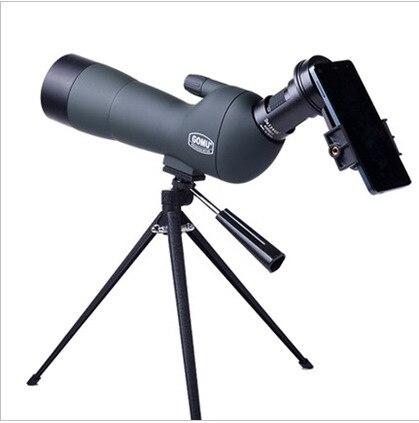 Waterdicht Spotting Scope 20-60x60 voor Birdwatching Lange Range Doel - Jacht - Foto 3