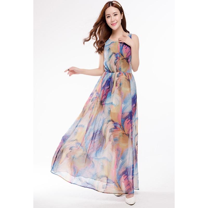 волшебство шифоновых платьев платья из шифона фото представляет собой своего