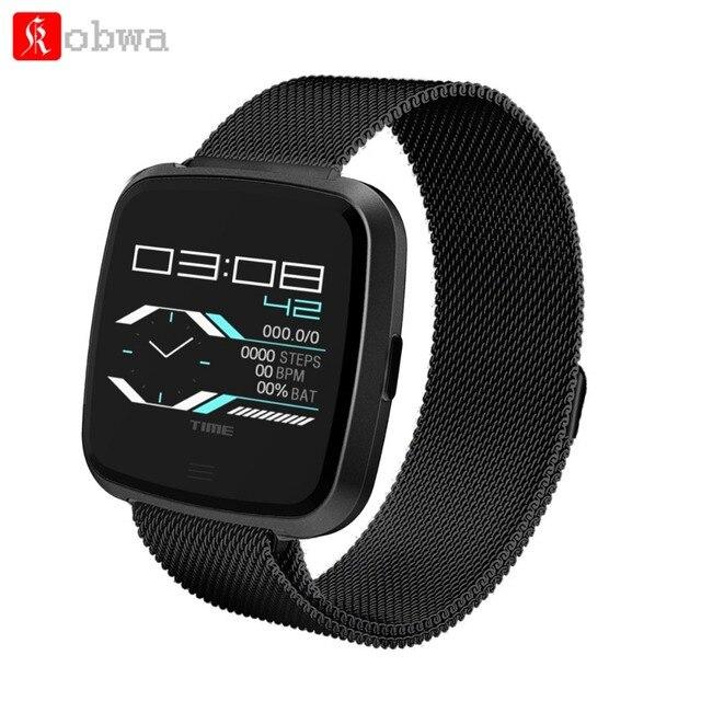 24d5e1afbdbd € 19.61 24% de DESCUENTO|Proyector acer reloj inteligente calorías quemado  podómetro Monitor de ritmo cardíaco Multi deporte IP67 pulsera ...