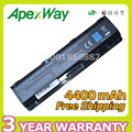 Apexway c800 batería del ordenador portátil para toshiba satellite c50 c850 c855 c855d P800 P850 L855 L870 L875 M800 L800 L830 L840 P855 P870