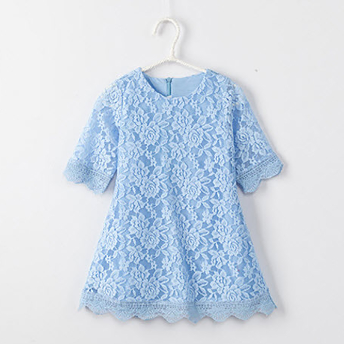 Mother Daugter Dress 2019 Жаңа сән жазғы күзгі - Балалар киімі - фото 4