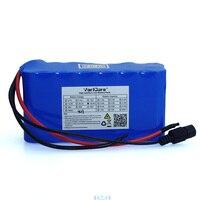 24 v 4ah 7s2p bateria li-ion de alta potência 18650 bateria 29.4v 4000 mah bicicleta elétrica ciclomotor/elétrica/bateria de íon de lítio