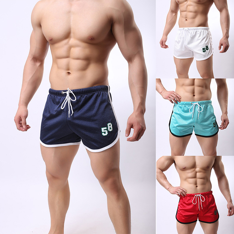 Plus Size Xxxl Men Basic Beach Short Pants Sporting Shorts Fitness Mens Sporting Shorts Pants Fashion Trousers High Quality Men's Clothing