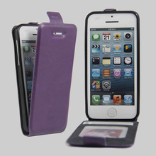 5c Case Leather Flip Up Down Style For Apple iPhone 5 c Cover Credit Card Slot Cases Covers black For iPhone5c ip5c