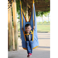 Children Outdoor Hanging Chair Inflatable Cushion Hammock Durable Safety Portable Hamac For Child Kid Garden Playing
