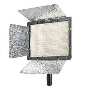 Image 4 - Yongnuo YN1200 برو LED الفيديو الضوئي مع 3200K إلى 5500K درجة حرارة اللون قابل للتعديل لكانون نيكون بنتاكس SLR كاميرا الفيديو
