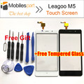 Leagoo M5 Touch Screen 100% Touch Screen Original Painel de Digitador Da Tela De Substituição para Leagoo M5 Smartphones