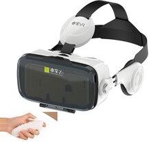 Caja bobovr z4 vr vr gafas gafas de realidad virtual 3d gafas de google cartón mini 2.0 bobo vr auricular para 4.3-6.0 smartphone