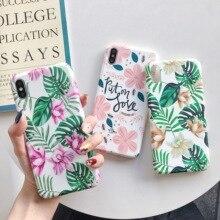 KISSCASE Luminous Flower Phone Case For xiaomi redmi note 6p