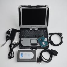 for Toyota IT3 Global Techstream GTS OTC VIM OBD Scanner Tool for toyota otc with newest software install in cf-19 (4g) laptop