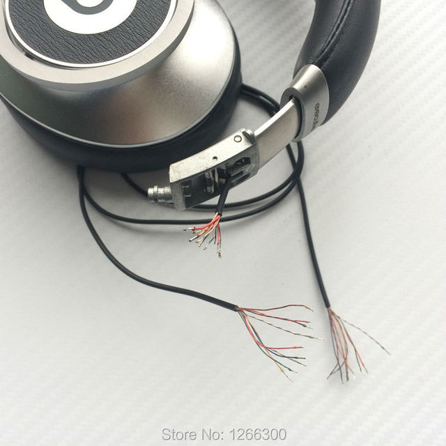 executive Headphone wire service wire first beam 9 core wire ...